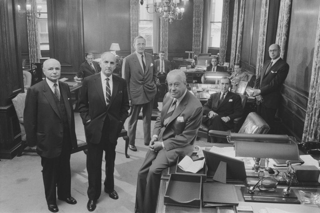 Lehman Brothers in 1957