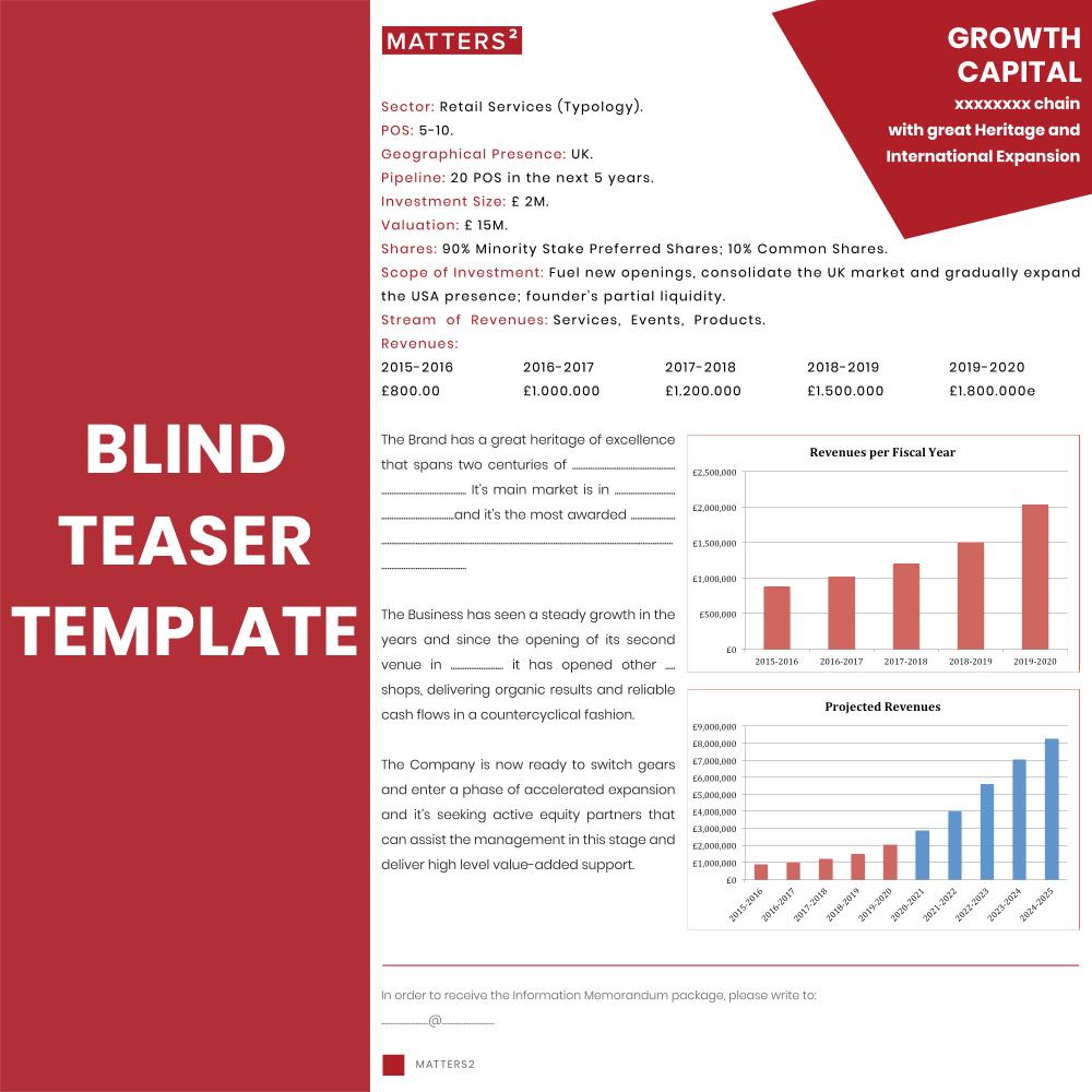 Blind Teaser Template Matters2